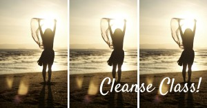 Cleanse Class FB